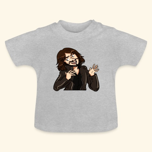 LEATHERJACKETGUY - Baby T-Shirt