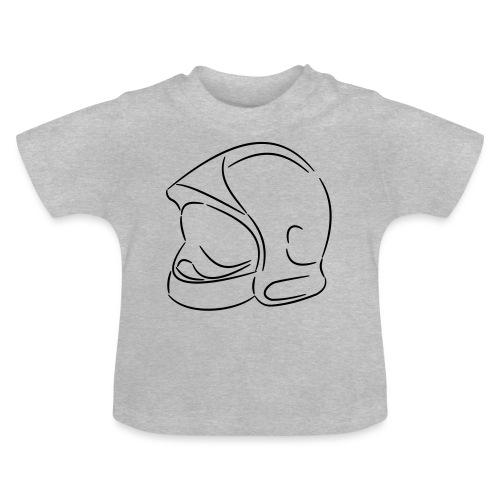 casque pompier - T-shirt Bébé