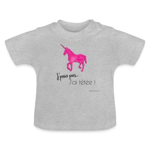 Tetee ! - T-shirt Bébé