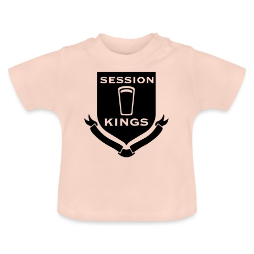 session-king-small - Baby T-Shirt