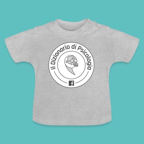 Il Dizionario Di Psicologia - Maglietta per neonato