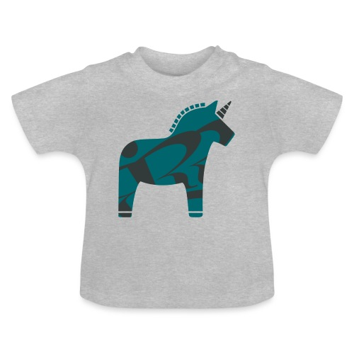 Swedish Unicorn - Baby T-Shirt