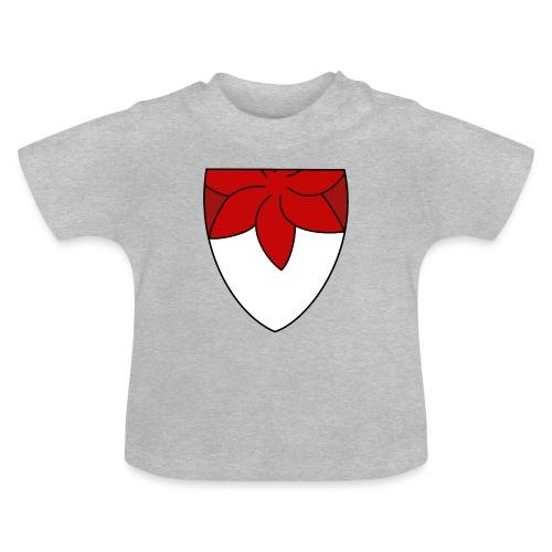 Siebenstern+Frankenwappen - Baby T-Shirt
