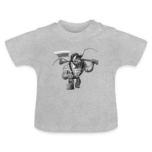 Bull Lumberjack - Baby T-Shirt
