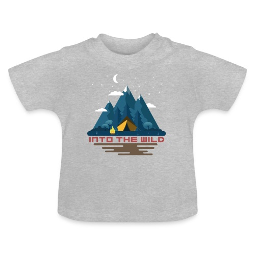 Into the wild - T-shirt Bébé