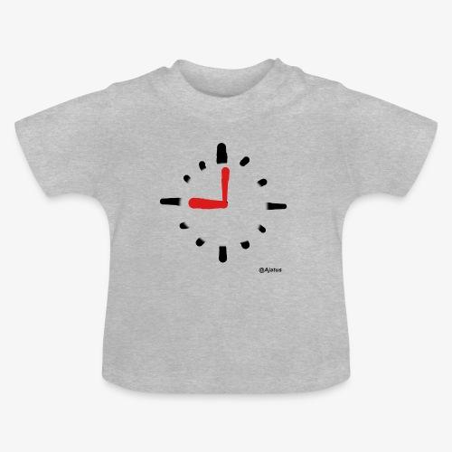 Kello - Vauvan t-paita