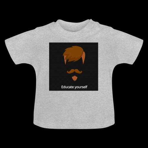 educate yourself - Baby T-Shirt