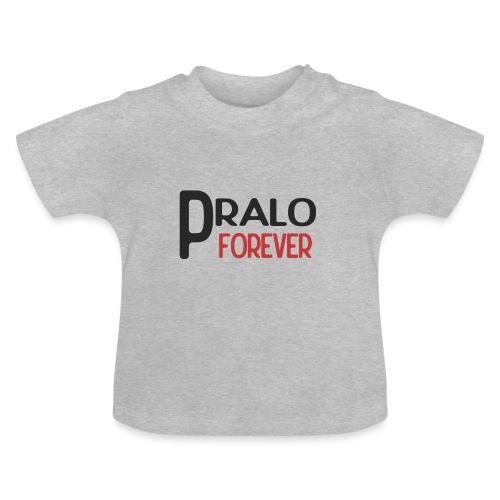 pralo forever noir et rouge - T-shirt Bébé