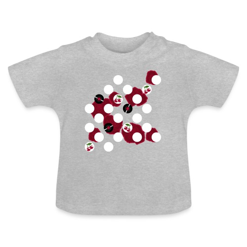 Rockabilly Elemente - Baby T-Shirt