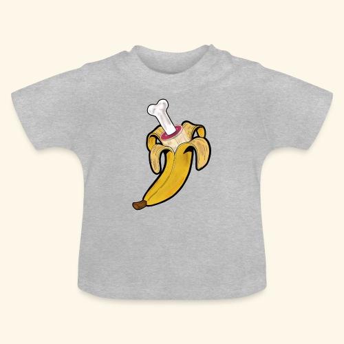 Die zwei Gesichter der Banane - Baby T-Shirt