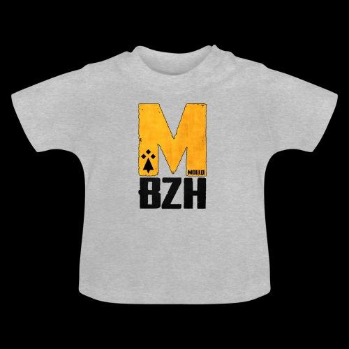 Logo en noir - T-shirt Bébé