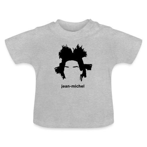 Jean-Michel Basquiat - Maglietta per neonato