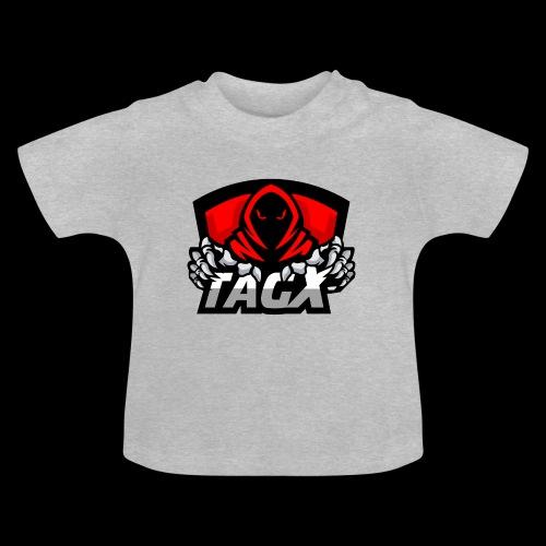 TagX Logo - Vauvan t-paita