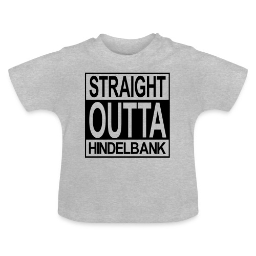 Straight outta Hindelbank - Baby T-Shirt