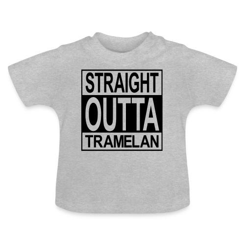 Straight outta Tramelan - Baby T-Shirt