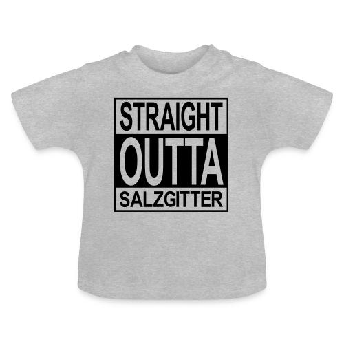 Straight outta Salzgitter - Baby T-Shirt
