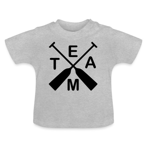 Drachenboot Team 2c - Baby T-Shirt