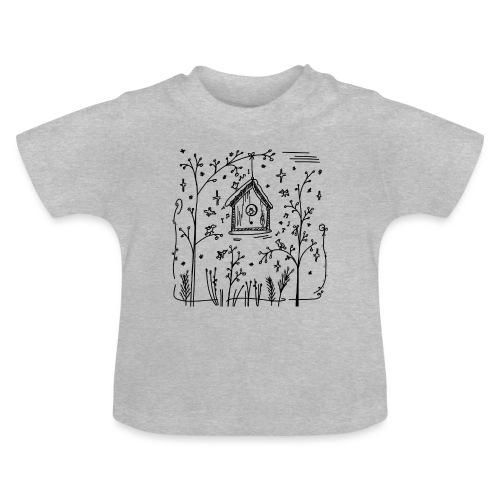 Vogelhuisje - T-shirt Bébé