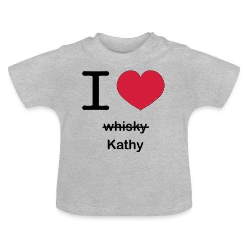 ilovekathy - Baby T-shirt
