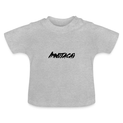 Immnotacat main design - Baby-T-shirt