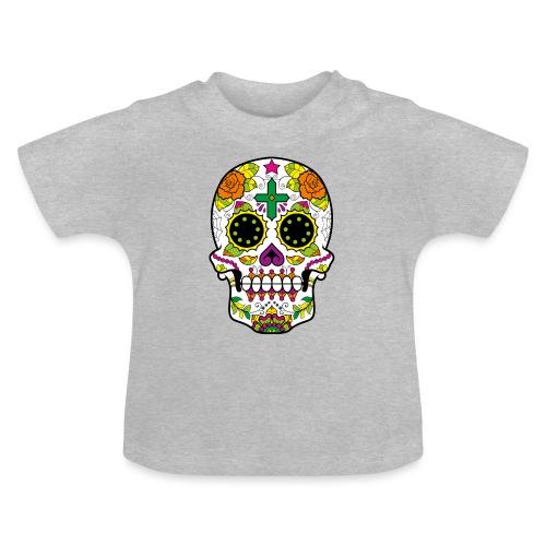 skull4 - Maglietta per neonato