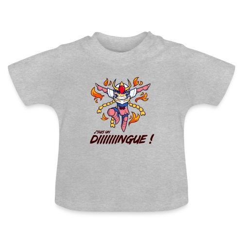 Ikki - J'suis un dingue - T-shirt Bébé