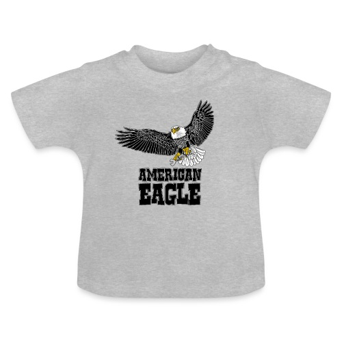 American eagle 2 - Baby T-shirt