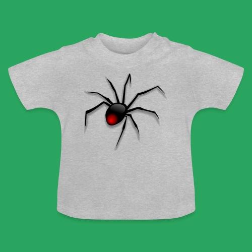 spider logo fantasy - Maglietta per neonato