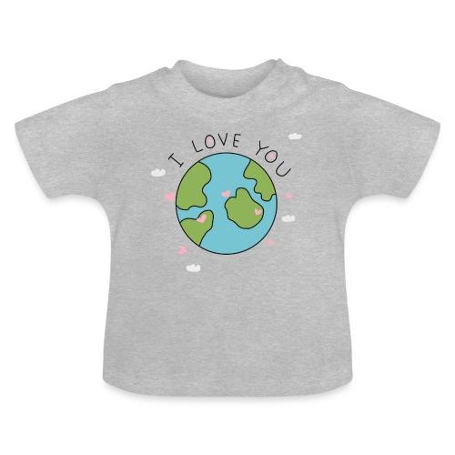 iloveyou - Maglietta per neonato