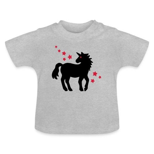 Einhorn - Baby T-Shirt