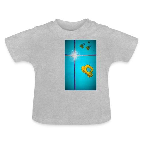 'Toivo Kultaisessa-leikkauksessa' - Vauvan t-paita