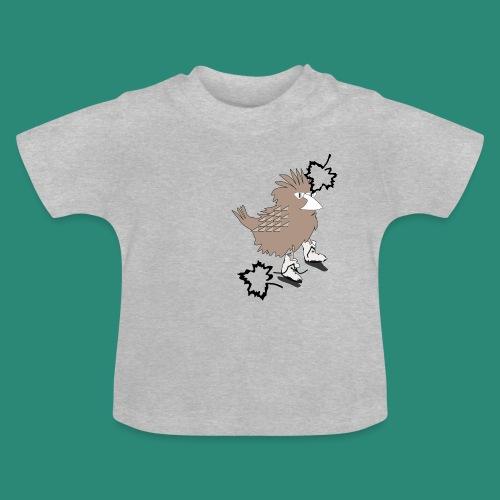 Ein Spatz - Baby T-Shirt
