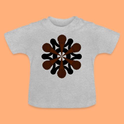 vortex - T-shirt Bébé