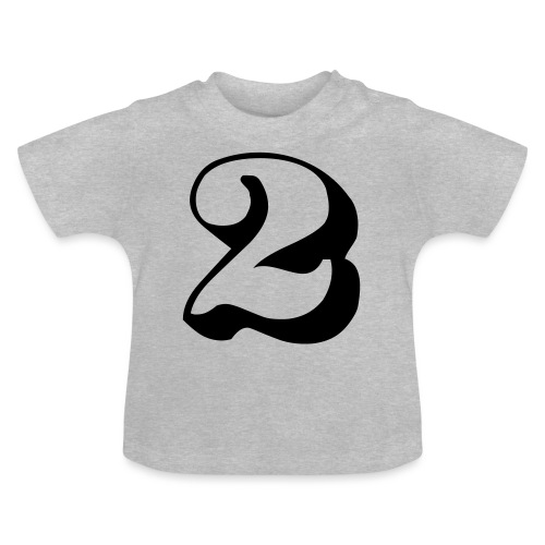 cool number 2 - Baby T-shirt