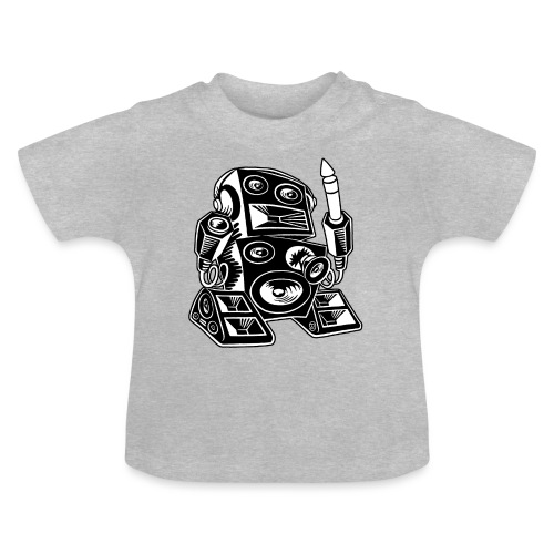 Techno-Bot 2 - Baby T-Shirt