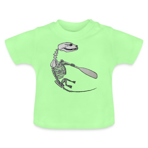Skeleton Quentin - Baby T-Shirt