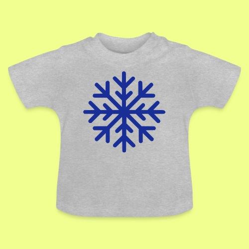 COPO DE NIEVE - Camiseta bebé