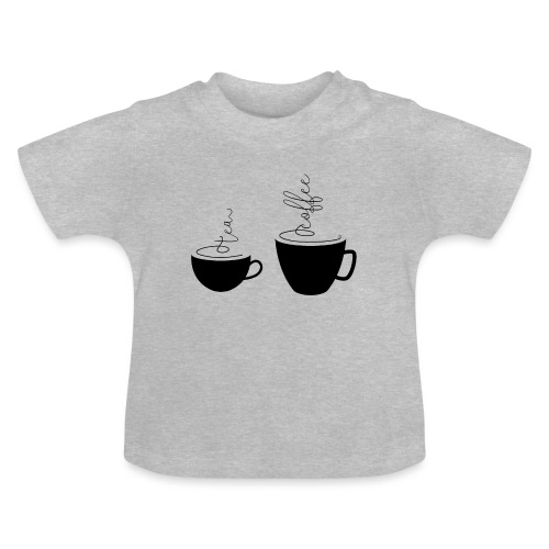 0253 Coffee Mug | Teacup | Coffee | tea - Baby T-Shirt