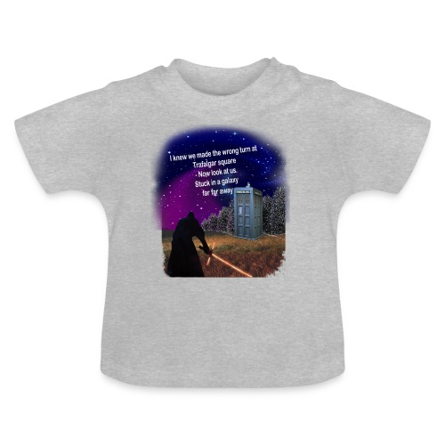 Bad Parking - Baby T-Shirt