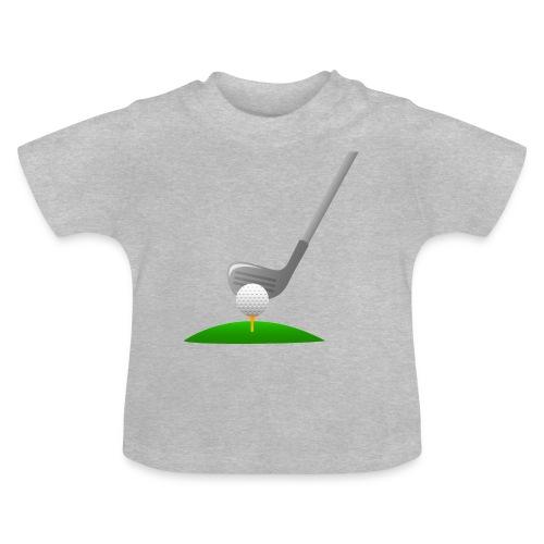 Golf Ball PNG - Camiseta bebé