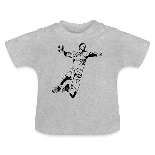 Handballeur - T-shirt Bébé