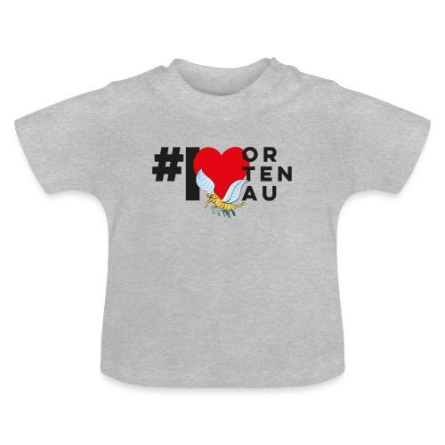 Robby loves Ortenau - Baby T-Shirt