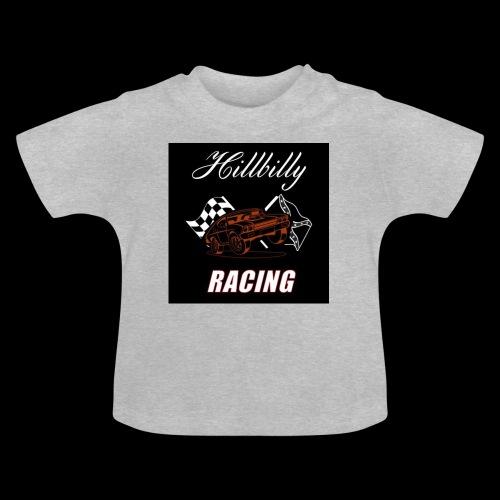 Hillbilly racing merchandise - Baby T-shirt