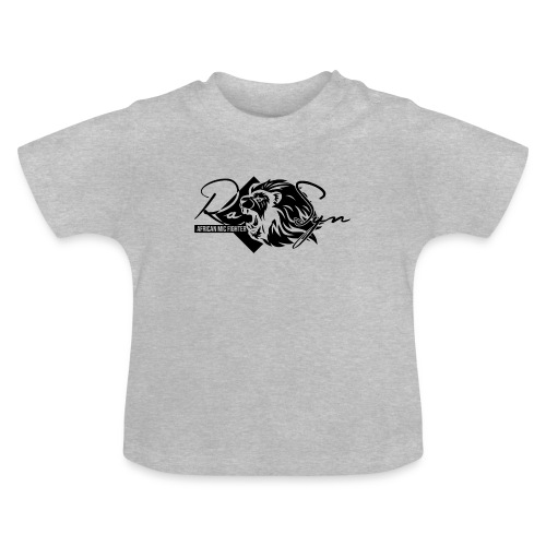 RaSyn Lion Black n White ® - Baby T-Shirt