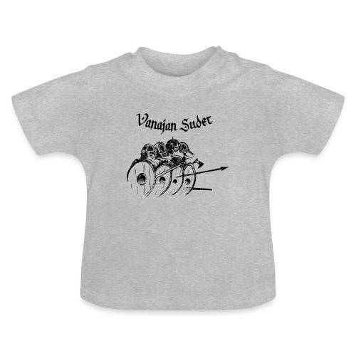 Kilpimuuri A - Vauvan t-paita