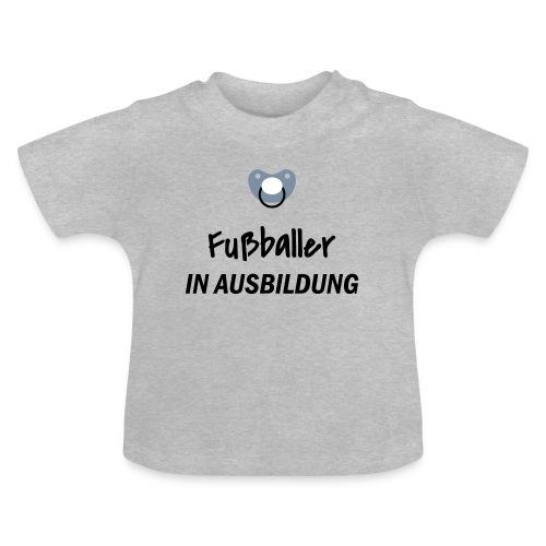 Fußballer in Ausbildung - Baby T-Shirt