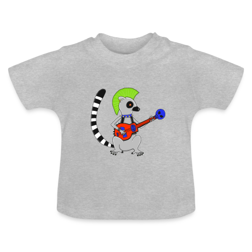 Katta-Punk - Baby T-Shirt