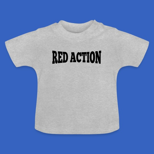Red Action - Baby T-Shirt