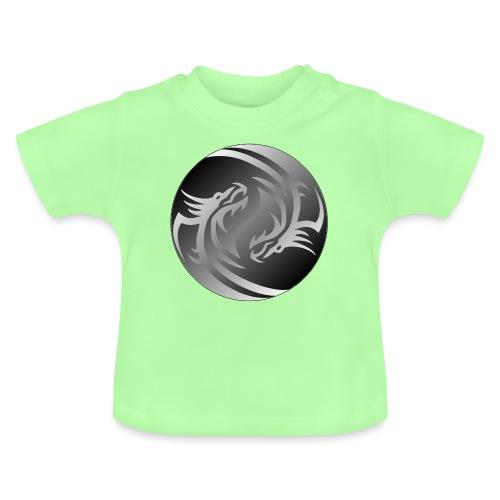 Yin Yang Dragon - Baby T-Shirt