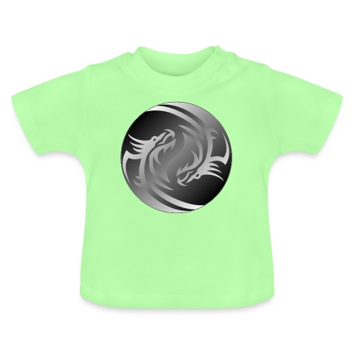 Yin Yang Dragon - Baby T-Shirt
